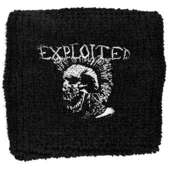 izzadságtörlő Exploited - Mohican Skull - WB027, RAZAMATAZ, Exploited