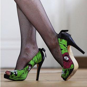 magassarkú cipő női - Zombie Stomper Platform - IRON FIST, IRON FIST
