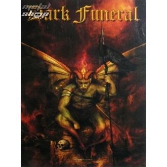 zászló Dark Funeral - Belial, HEART ROCK, Dark Funeral