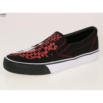 rövidszárú cipő férfi Adicts - DRAVEN - MCAD 005 - BLK, DRAVEN, Adicts