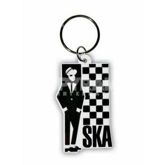 kulcstartó Ska (Rude Boy) - RK38035, PYRAMID POSTERS