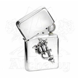 öngyújtó Tattoo Gun Petrol Lighter ULAZ3, ALCHEMY GOTHIC
