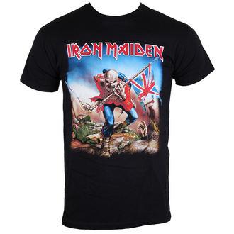 metál póló férfi Iron Maiden - The Trooper - ROCK OFF, ROCK OFF, Iron Maiden