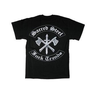 metál póló férfi Sacred Steel - MUSICAT - MUSICAT, MUSICAT, Sacred Steel