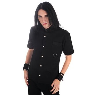 ing férfi ADERLASS - Ring Shirt Denim Black, ADERLASS