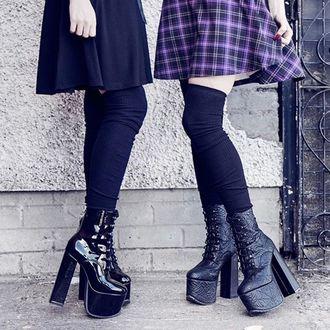 magassarkú cipő női - KILLSTAR