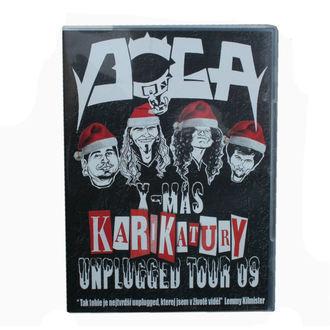 DVD Doga XMAS Unplugged Tour 2009 Karikatúrák, Doga