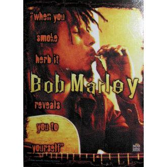 zászló Bob Marley - Feltárja, HEART ROCK, Bob Marley