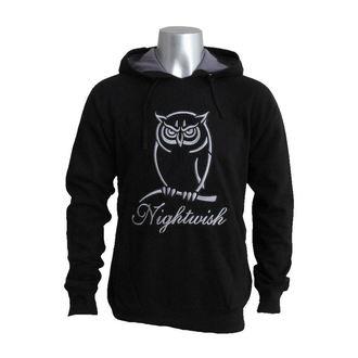 kapucnis pulóver férfi Nightwish - Owl Deluxe - NUCLEAR BLAST, NUCLEAR BLAST, Nightwish