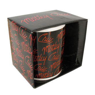 bögre Mötley Crüe - Logos, ROCK OFF, Mötley Crüe