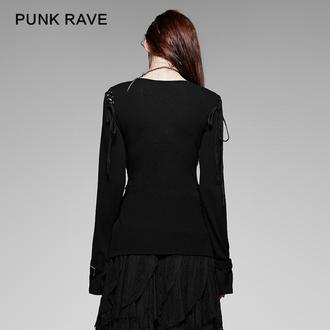 PUNK RAVE Hosszú ujjú női póló - Perfect Disorder, PUNK RAVE