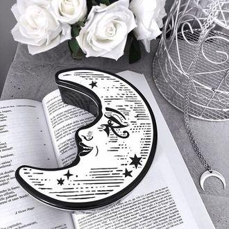 KILLSTAR Dekoráció (doboz) - Whimsy crescent - FEKETE, KILLSTAR