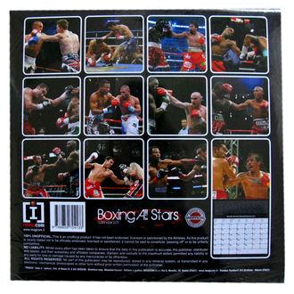 naptár fali Boxing All Stars 2011