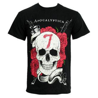 póló férfi Apocalyptica 'Skull' LIVE NATION, LIVE NATION, Apocalyptica
