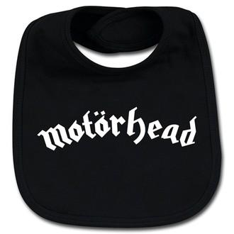 Motörhead előke - Logo Baby Bib - Metal-Kids, Metal-Kids, Motörhead