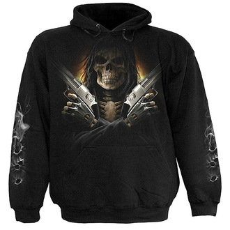 kapucnis pulóver férfi - Cold Steel - SPIRAL, SPIRAL