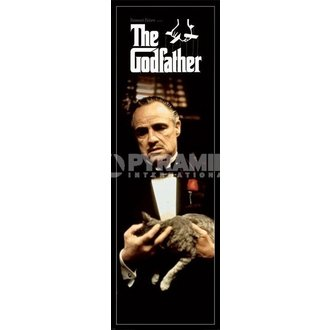 poszter Godfather (Cat) - PYRAMID POSTERS - CPP20060
