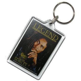 kulcstartó (kulcstartó) Bob Marley - Legend - PYRAMID POSTERS, PYRAMID POSTERS, Bob Marley
