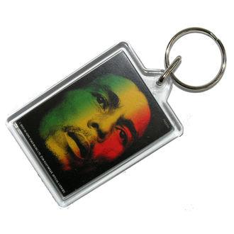 kulcstartó (kulcstartó) Bob Marley - Face - PYRAMID POSTERS, PYRAMID POSTERS, Bob Marley