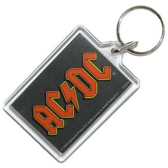 AC/DC kulcstartó - Logo - PYRAMID POSTERS