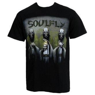 póló férfi RAZAMATAZ Soulfly 'Envy / Wrath / lajhár EUROPE 2010', RAZAMATAZ, Soulfly