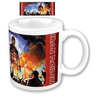 Iron Maiden bögre - Wicker Man Boxed Mug - ROCK OFF, ROCK OFF, Iron Maiden