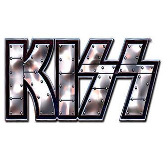 kitűző Kiss - Stud Logo pin badge - ROCK OFF, ROCK OFF, Kiss