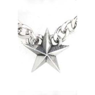 nyakörv Nautical Star Cuban Pendant - ALCHEMY GOTHIC, ALCHEMY GOTHIC