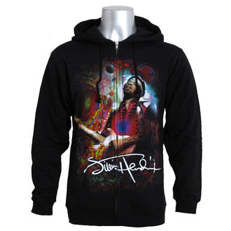 kapucnis pulóver férfi Jimi Hendrix - Angel - LIQUID BLUE, LIQUID BLUE, Jimi Hendrix