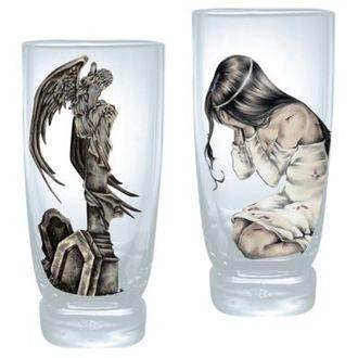 pohár (készlet 2x darab) VICTORIA FRANCES - Ilantos Statue, VICTORIA FRANCES, Victoria Francés