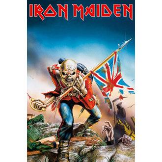 poszter - Iron Maiden - Trooper - LP1401, GB posters, Iron Maiden