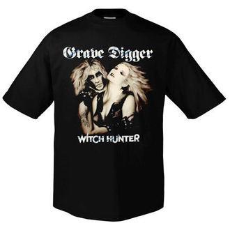metál póló férfi Grave Digger - Witchhunter Retro - ART WORX, ART WORX, Grave Digger