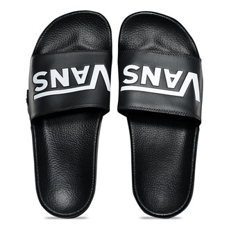 flip-flop unisex - MN SLIDE-ON (VANS) BLACK - VANS, VANS