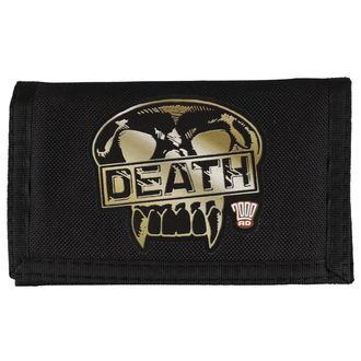 Pénztárca JUDGE DREDD - DEATH - PLASTIC HEAD, PLASTIC HEAD