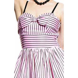 ruha női HELL BUNNY - Lala Dress - Pink, HELL BUNNY