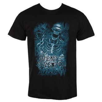 metál póló férfi Avenged Sevenfold - Chained skeleton - ROCK OFF - ASTS07MB