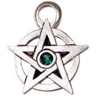 kulcstartó Jewelled Pentagram - EASTGATE RESOURCE, EASTGATE RESOURCE
