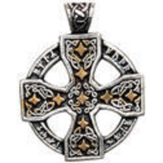 kulcstartó Runic Celtic Cross - EASTGATE RESOURCE, EASTGATE RESOURCE