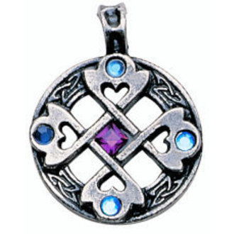 kulcstartó Celtic Cross Hearth - EASTGATE RESOURCE, EASTGATE RESOURCE