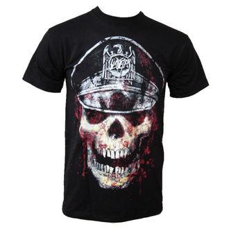 metál póló férfi Slayer - Skull Hat - ROCK OFF - SLAYTEE01MB