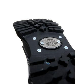 KMM 10 lyukú cipő - Black