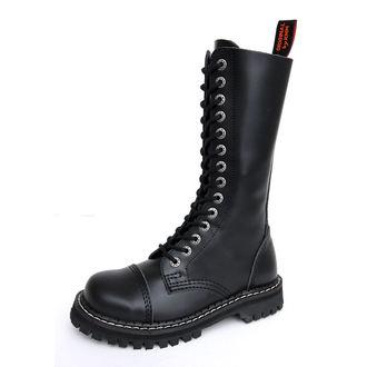 KMM cipő 14dírkové - Black