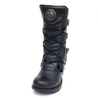 magassarkú cipő női - TR003-S1 - NEW ROCK