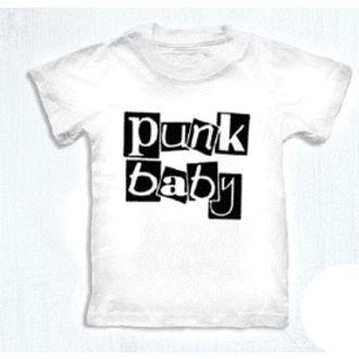 metál póló gyermek - Punk Baby - ROCK DADDY - 16007-006, ROCK DADDY