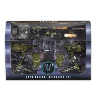 Aliens Dekoráció (kiegészítők) - USCM Arsenal Weapons, NNM, Alien - Vetřelec