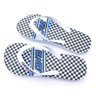 flip-flop női - Check Strip - SANTA CRUZ, SANTA CRUZ