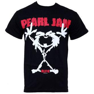 metál póló férfi Pearl Jam - Stickman -, Pearl Jam