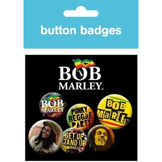 jelvények Bob Marley - Ona Love - BP0313, GB posters, Bob Marley
