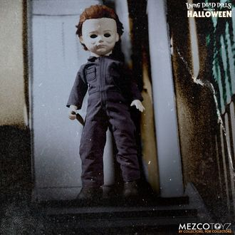 Halloween Baba - Living Dead Dolls - Michael Myers, LIVING DEAD DOLLS