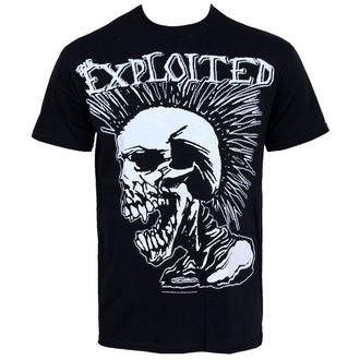 metál póló férfi Exploited - Mohican Skull - RAZAMATAZ, RAZAMATAZ, Exploited